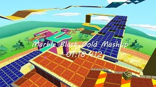 FIRST VIDEO OF 2019   Marble Blast Gold Mashup (1:18.412)