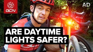 The Case For Daytime Running Lights On Bikes | Bontrager Flare RT & Ion RT First Look