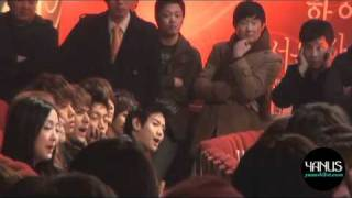 110120 Beast Sing Love - FT ISLAND @ Seoul Musiv Awards