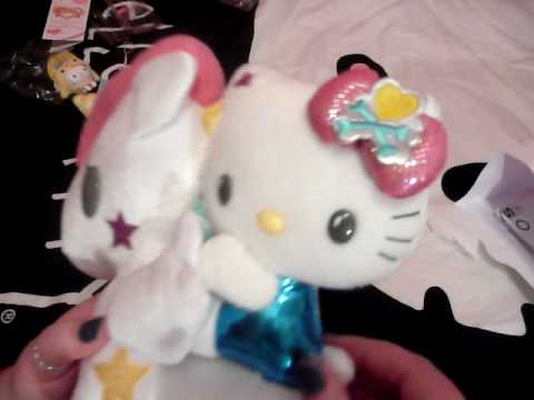 HelloKittyGoodies - Tokidoki For Hello Kitty Unicorn Plush & Other items