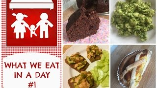 What I eat in a Day #1   2C+K
