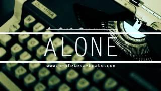 Storytelling Rap Beat Instrumental ''ALONE'' (prod. Profetesa Beats)