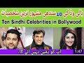 Top 10 Sindhi Celebrities in Bollywood | Sindhi People in Bollywood