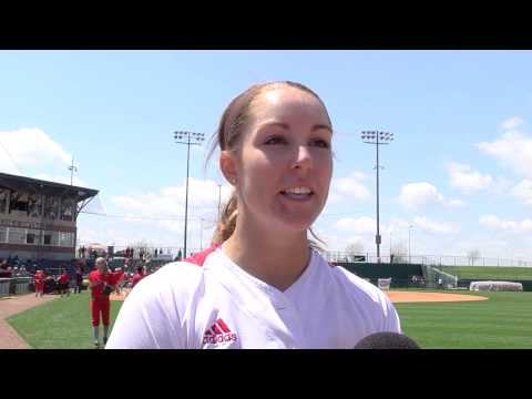 Wisconsin Softball vs Northwestern Recap - Big Ten Quarterfinals