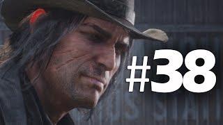 Red Dead Redemption 2 Part 38 - Bridge - Gameplay Walkthrough (RDR2) PS4