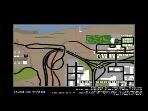 GTA san andreas - Ferri di cavallo ( Horseshoes ) - PC - 1 ( HD )
