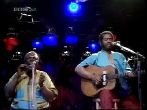 Sonny Terry and Brownie McGhee - I'm a burnt child