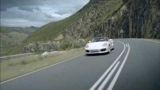 The new Boxster Spyder – Official Trailer from LA Motorshow.