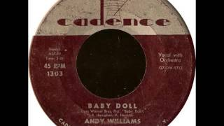 Watch Andy Williams Baby Doll video