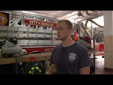 A Tour of Fire Station #2, Durham NC