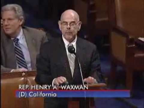 Ranking Member Waxman Floor Statement - Affordable Care Act Repeal (May 16, 2013)