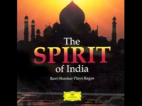 Ravi Shankar - The Spirit Of India (full Album)