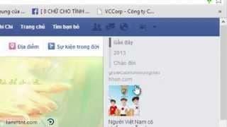 Mẹo Facebook : cách loại bỏ đánh dấu trên Facebook