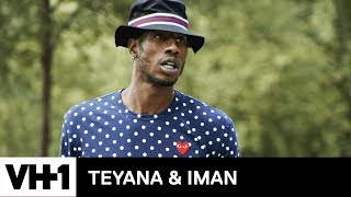 Iman Teaches Junie & Teyana Survival Skills | Teyana & Iman