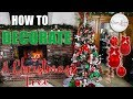 How To Decorate a Christmas Tree | Fun and Easy | Professionally