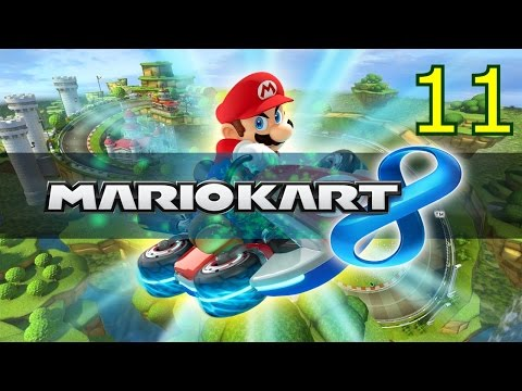 Mario Kart 8 Online Races 11- I Ain't Even Mad