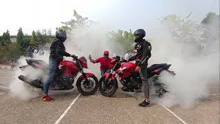 Hero Xtreme 200r Stunt Show 2018    Aligarh   