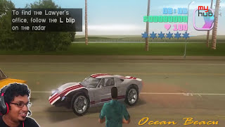 GTA Vice City සිංහල/sinhala Gameplay | myHub.lk