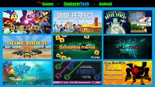 #114 Top 10 Android GAMES - Best of the Week - Perfect Dune Attack 2012