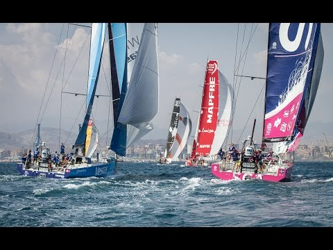 Alicante In-Port Race, Saturday October 4 | Volvo Ocean Race 2014-15