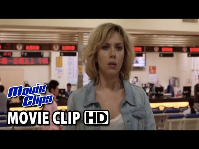 LUCY Emergency Room Official Clip (2014) HD
