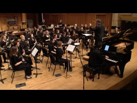 Lawrence University Wind Ensemble - March 7, 2015