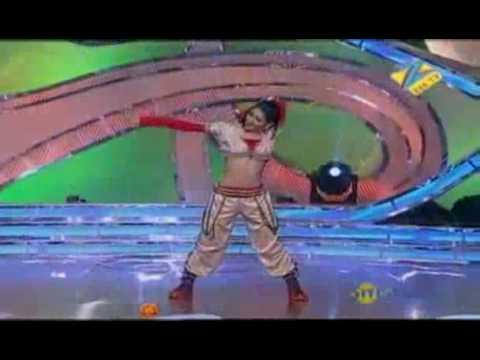 Lux Dance India Dance Season 2 April 02 10 Shakti