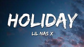 Download lagu Lil Nas X - HOLIDAY (Lyrics)
