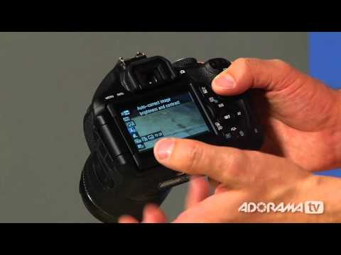 Canon EOS Rebel T3i: Product Reviews: Adorama Photography TV