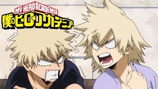 Bakugo Family | My Hero Academia
