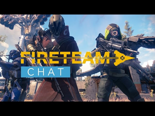 Fireteam Chat Ep. 7 - Bungie's Listening - IGN's Destiny Podcast