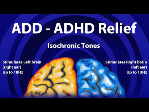 Add Adhd Relief - Isochronic Tones video