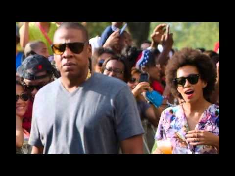 Jay Z Attacked by Sister in Law Solange Knowles in Lift after Met Gala