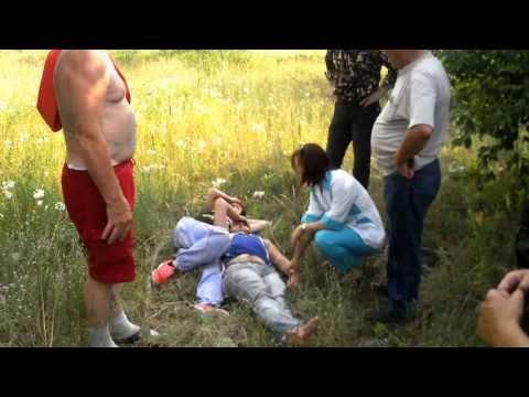 Избиение пары в Дзержинске ул. Самохвалова 15 08.07.2013