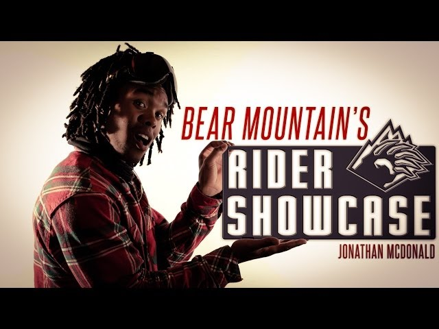 Bear Mountain's Rider Showcase With Jonathan Mcdonald