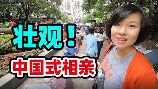 43 头一回知道 上海有这么相亲的 | 农历十五我们去拜佛 | 海派文化上海老字号【shanghai】