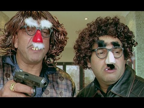 Sanjay Dutt Is A Bumbling Police Detective - Chatur Singh Two Star
