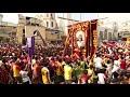 100,000 Devotees Join Procession Of Nazareno Replicas
