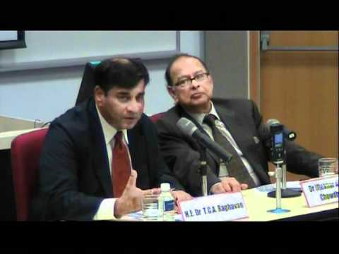 ISAS Ambassador Lecture Series (2 Dec 2011)