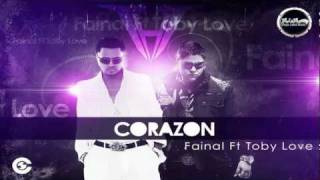 Fainal ft Toby Love - Corazon (Bachata 2010)
