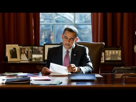 """World News"" Portrait of a Candidate: Barack Obama Interview"