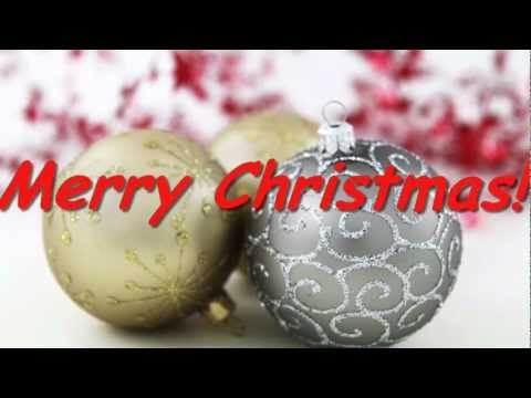 Christmas Video Greetings With Royalty Free Music