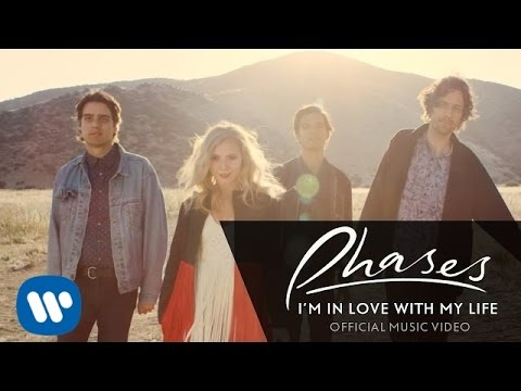 PHASES - I'm In Love With My Life [Official Music Video]