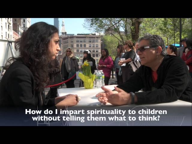 Teaching spirituality to children | SPIRITUAL SOLUTIONS #15