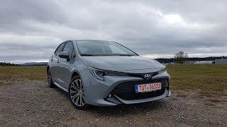 2019 Toyota Corolla 2.0l Hybrid - Review, Fahrbericht, Test