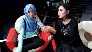 Arafah Rianti Stand up Comedy Academy 2 INDOSIAR bikin Rey Utami nyaris Pingsan