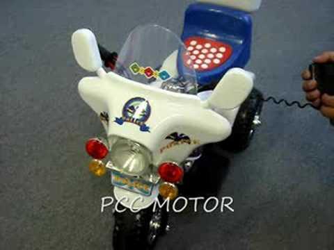Toy Car Police-RBW-Sound