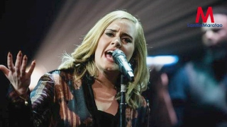 Adele When We Were Young Live in Skavlan
