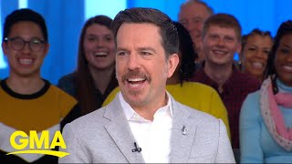 Ed Helms talks 10 years of 'The Hangover' and an 'Office' reunion l GMA