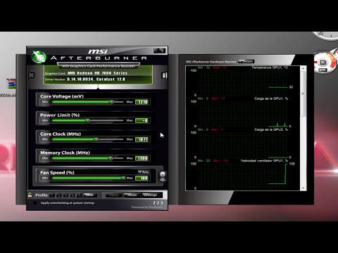Mejorar el rendimiento de la tarjeta grafica nvidia y ati OverClocking (OC)